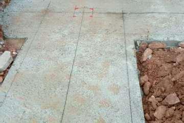重庆大渡口区跳磴镇陡沟子项目3号院工地直播