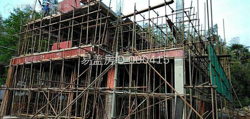 浙江杭州富阳区王军强别墅工地直播