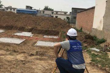 河南省漯河市郾城区周文柱别墅工地直播