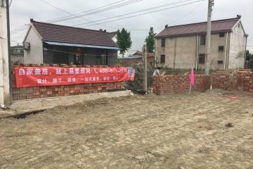 江苏南通刘钰行别墅工地直播