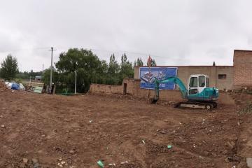 甘肅蘭州王挺別墅(定制設計百城計劃-已開工)工地直播