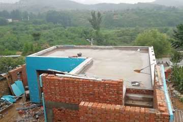 密云韦家民宿室内项目设计施工工地直播