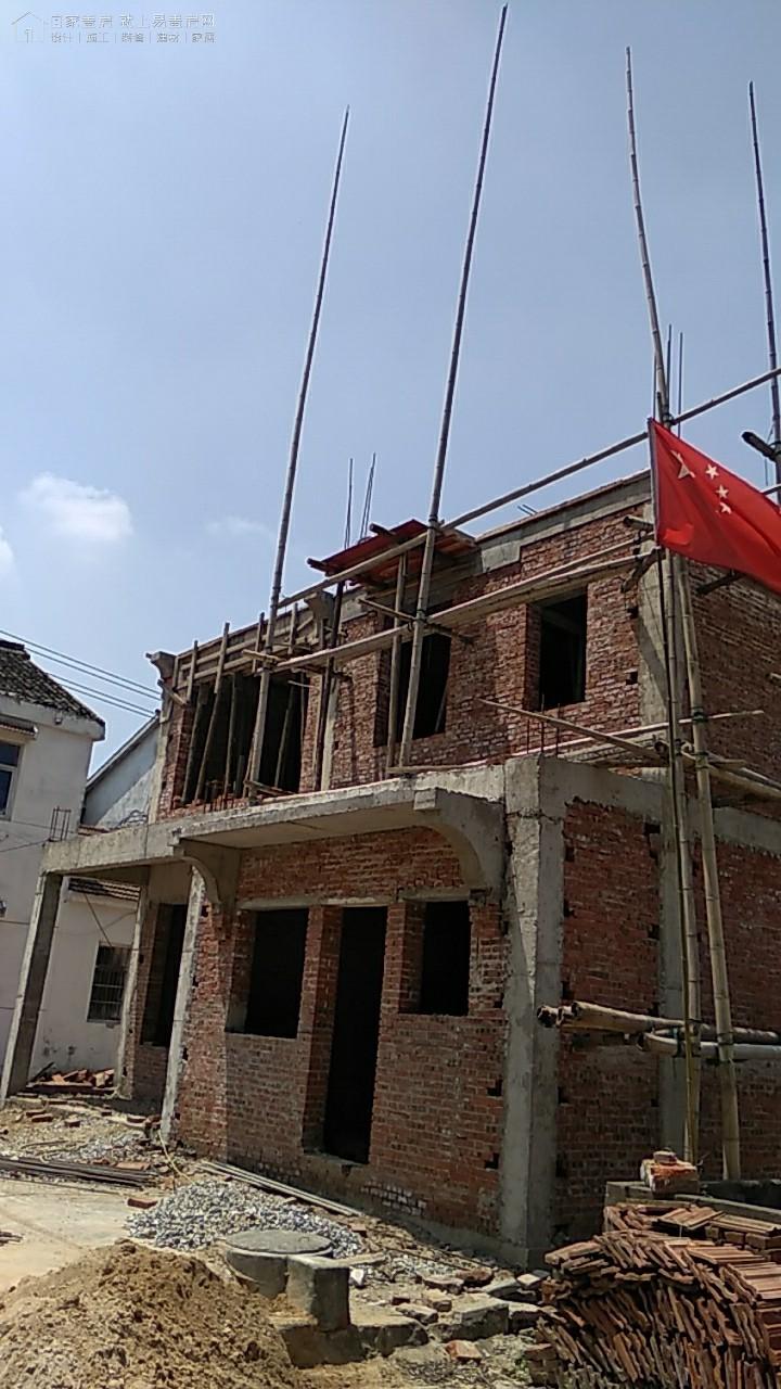 安徽安慶吳柳波別墅(百城計劃)工地直播