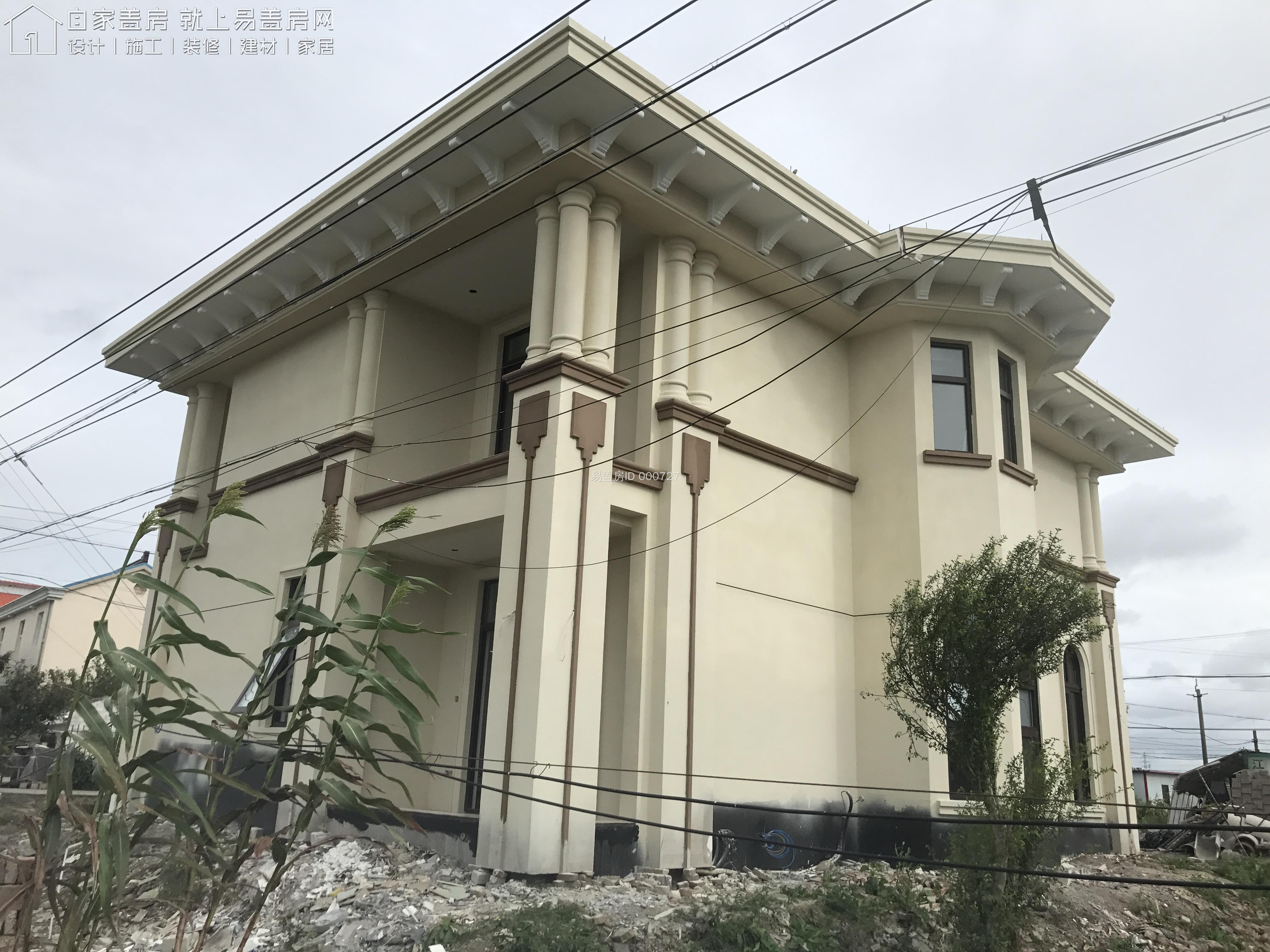江西上饒陳軍輝別墅工地直播