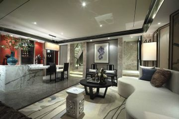 北京懷柔楊家別墅室內