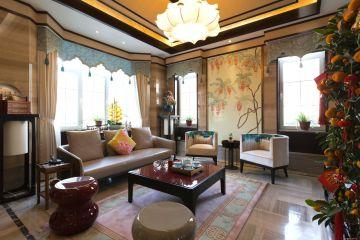 北京密云孫家別墅室內