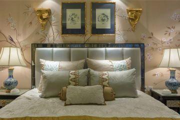 北京平谷仇家別墅室內