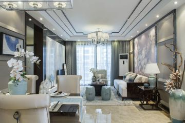 湖南郴州何家別墅室內