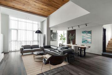湖北武漢張家別墅室內