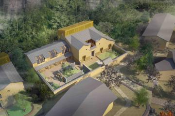 民宿改造設計——織之屋