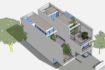 MO住宅别墅设计图纸