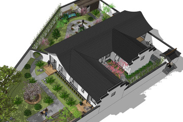 徐州小院住宅項目