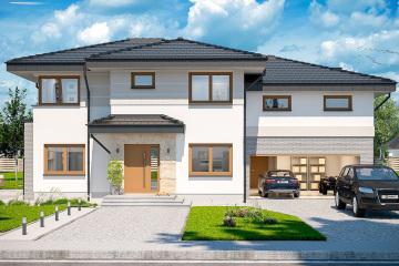 两层超实用现代住宅