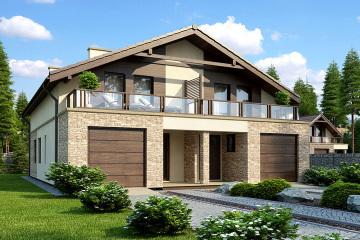 许昌现代住宅轻钢房屋