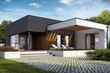 一層超實用現代住宅