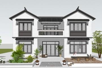 湖南衡阳唐家新中式别墅