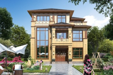 江西抚州新中式别墅
