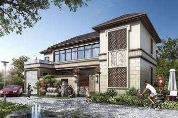 四川成都新中式别墅