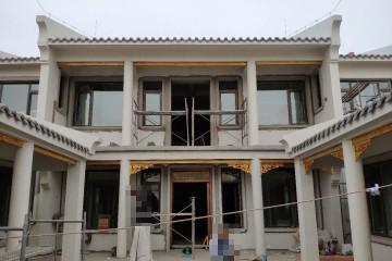 河南王家三合院