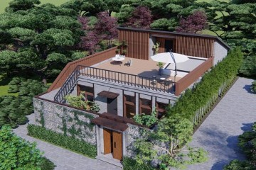 北京密云欧家现代宅院