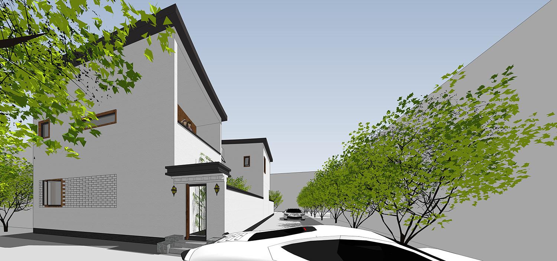 江苏扬州新中式别墅项目_别墅图纸设计 - 图纸中心