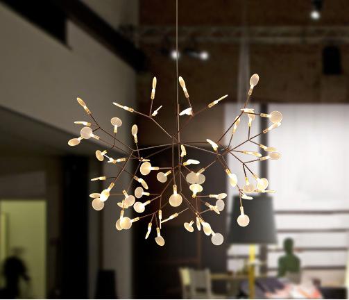北歐吊燈現代客廳吊燈