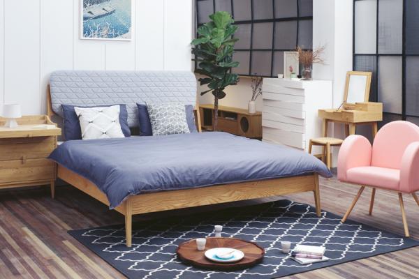 马卡龙沙发