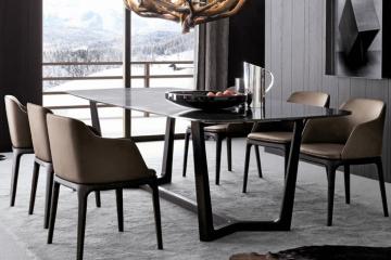 北欧家用咖啡椅