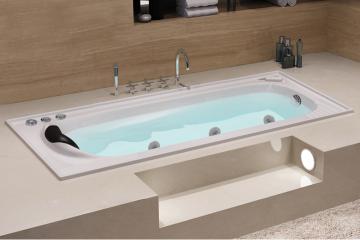 嵌入式西式浴缸