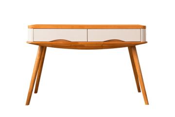 北歐簡約實木書桌