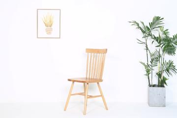 咖啡靠背椅餐椅
