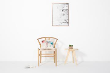 新中式咖啡椅