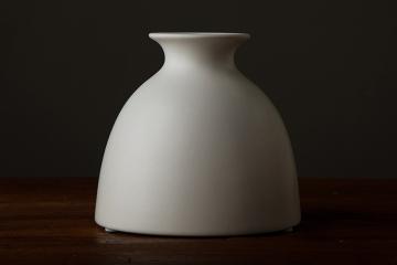 美式鄉村黑色陶瓷花瓶