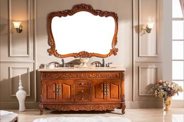 歐式浴室柜