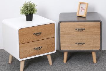 現代簡約床頭柜