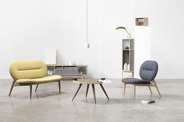 雙人椅布藝沙發