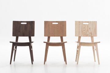 实木餐椅现代简约大象椅