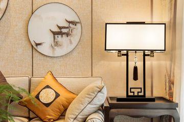 新中式台灯卧室床头灯