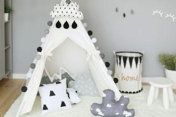 北歐兒童帳篷