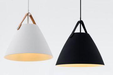 北欧简约后现代个性创意餐桌单头吊灯
