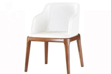 现代简约时尚实木餐桌餐椅