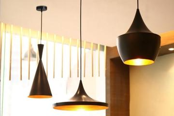 北欧现代简约餐厅灯小吊灯
