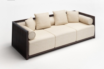新中式家具禪意沙發