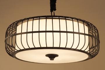 简约现代新中式吊灯
