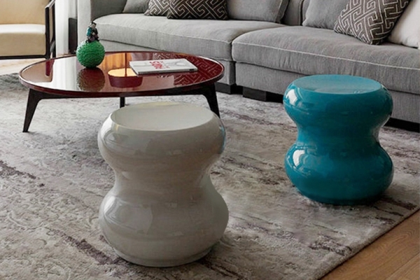玻璃钢创意小凳子