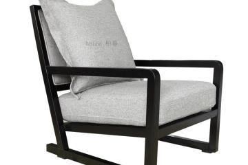 北欧现代单人沙发