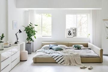 家庭大人小孩组合床拼接大床