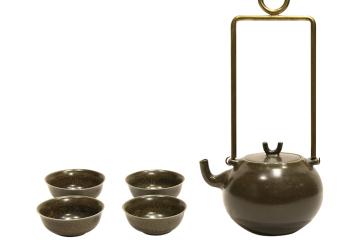 中式创意茶壶茶具