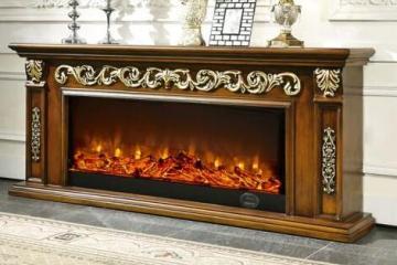 遥控壁炉仿真火电壁炉芯取暖器