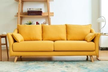 北歐家具可拆洗布藝沙發